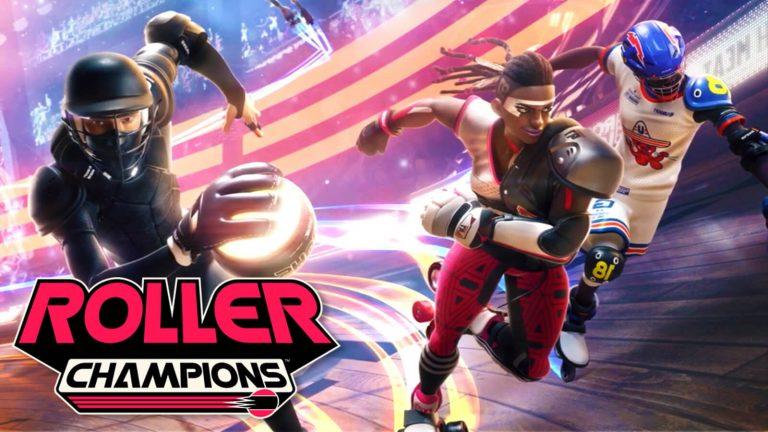 Roller Champions – De nouvelles fonctionnalités et une bêta fermée