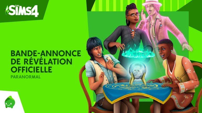 Les Sims 4 – Découvrez le Kit Paranormal