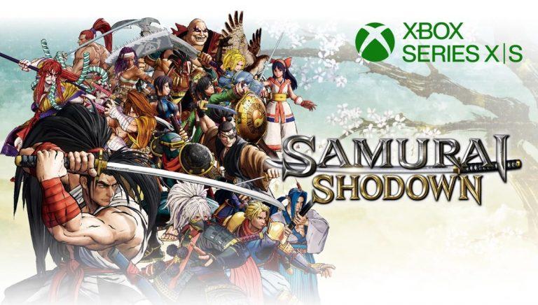 Samurai Shodown – La baston débarque sur Xbox Series X / S le 16 mars