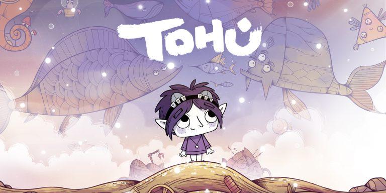 TOHU – L'épopée poétique et absurde est disponible sur consoles et PC