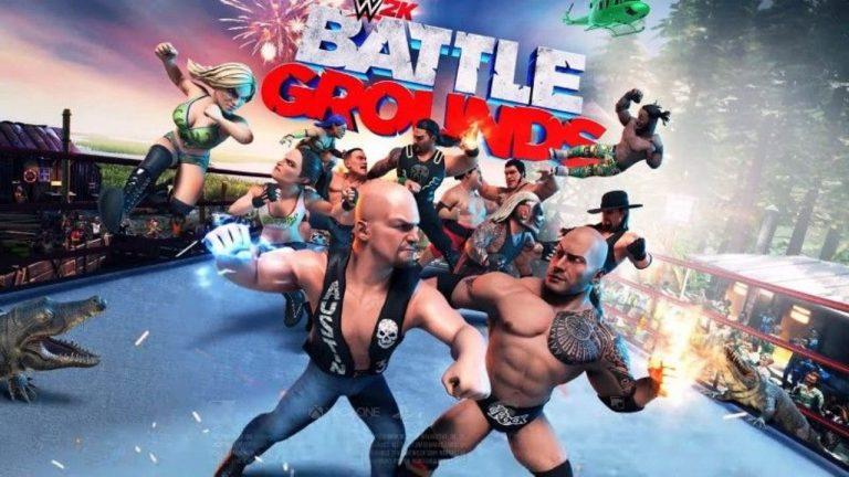 WWE 2K Battlegrounds – De nouvelles superstars débarquent !