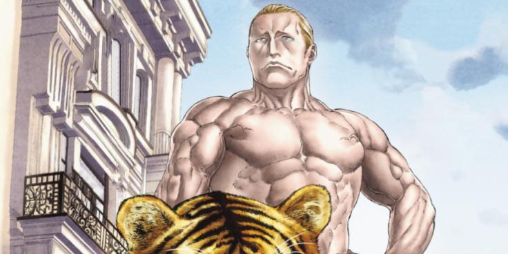 The Ride-on King – Le manga sortira le 11 mars chez Kurokawa