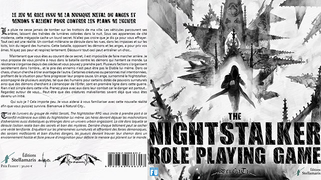 The Nightstalker RPG