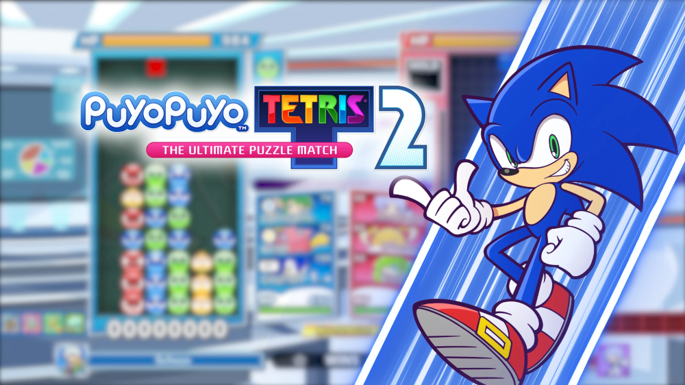 puyo puyo tetris 2 SEGA