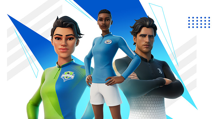Fortnite – Le football arrive dans le jeu !