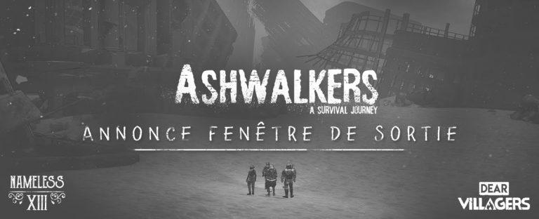 Ashwalkers – Le jeu renaît de ses cendres sur PC en avril 2021