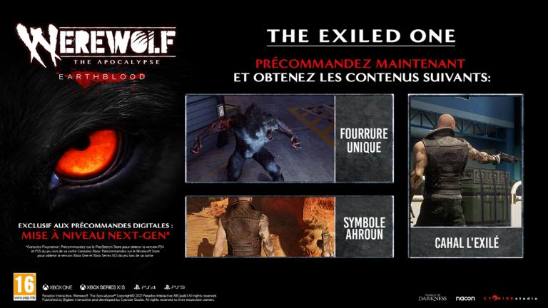 Werewolf : The Apocalypse – Earthblood – Les développeurs sortent les griffes avec deux nouvelles vidéos !