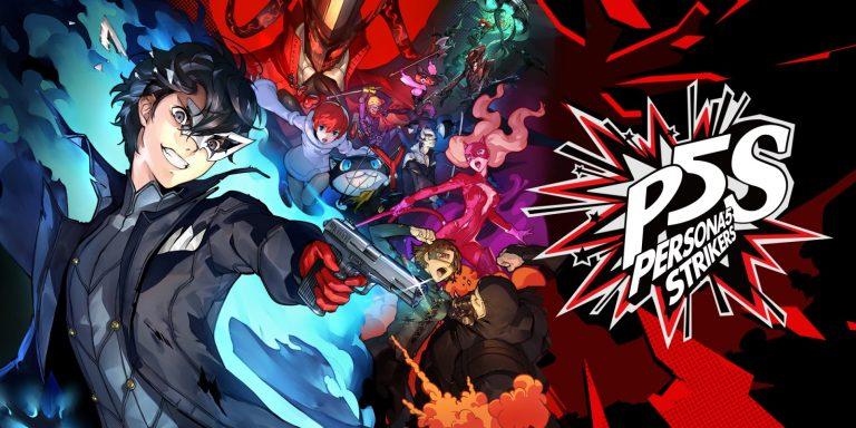 TEST – Persona 5 Strikers