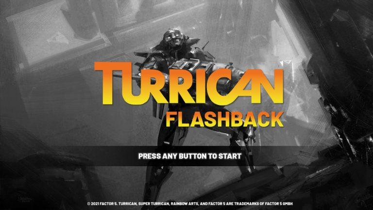 TEST – Turrican Flashback