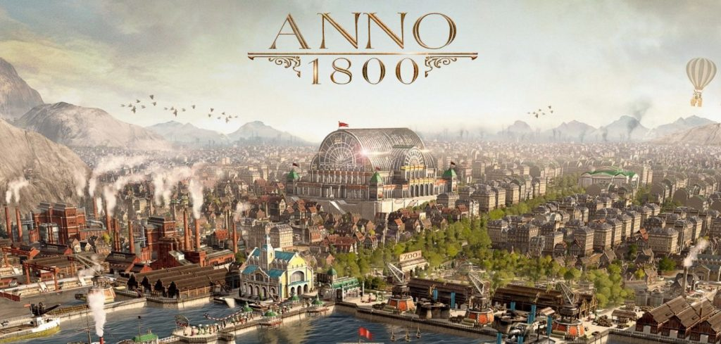 Anno 1800 DLC