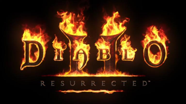 Diablo II Resurrected – Arrive sur consoles et PC dans le courant de l'année 2021