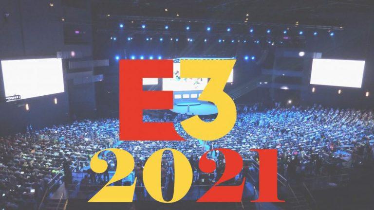 E3 2021 – Le salon se déroulera exclusivement en numérique