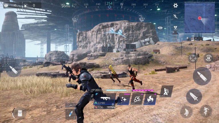 Final Fantasy VII: The First Soldier – Un battle royale dans l'univers de Final Fantasy annoncé en vidéo