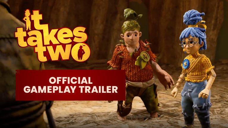 It Takes Two – Une vidéo pour vous convaincre qu'à deux, c'est mieux !