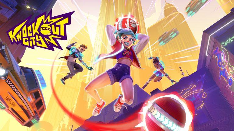 Knockout City – Le gameplay du jeu dévoilé en vidéo