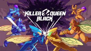 Affiche Killer Queen Black