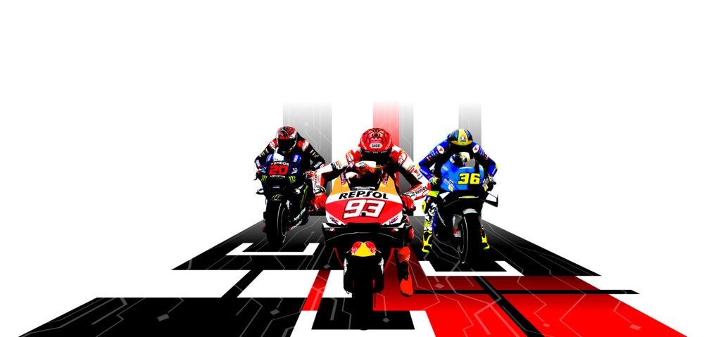 affiche MotoGP 21