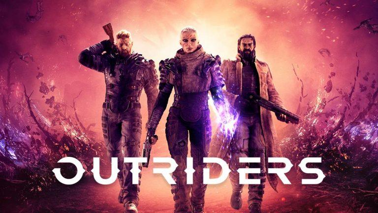 OUTRIDERS – Le jeu s'offre un trailer de lancement