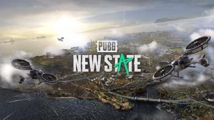 PUBG - New State