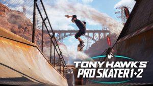 Tony Hawk's Pro Skater affiche