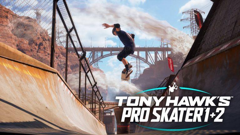 Tony Hawk's Pro Skater – il débarque prochainement sur Switch, Series X et PS5