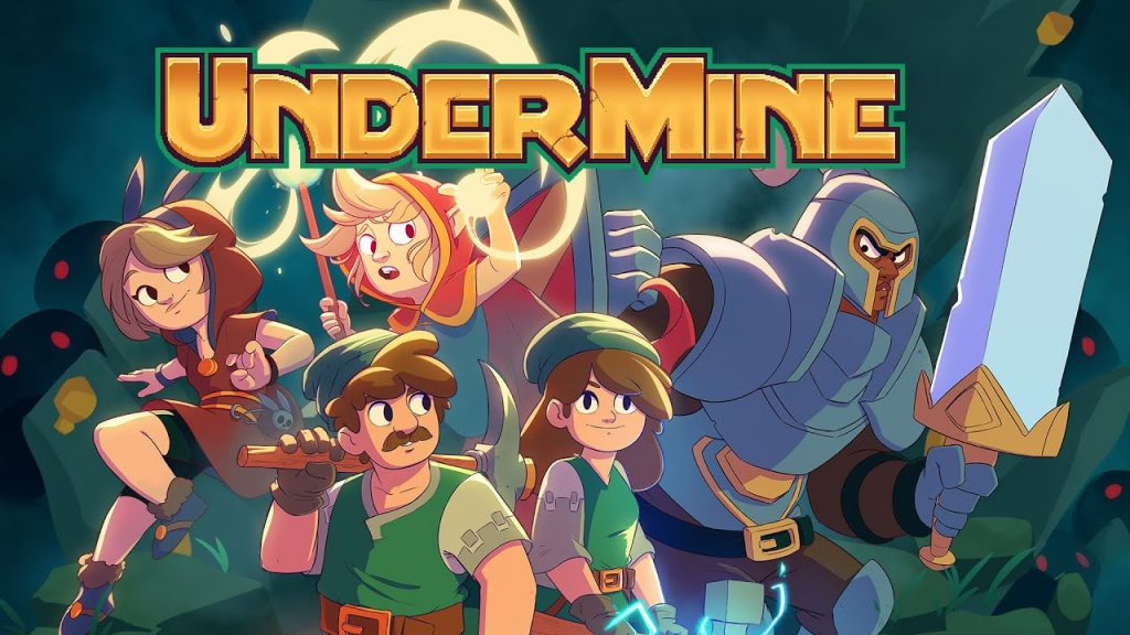 affiche UnderMine