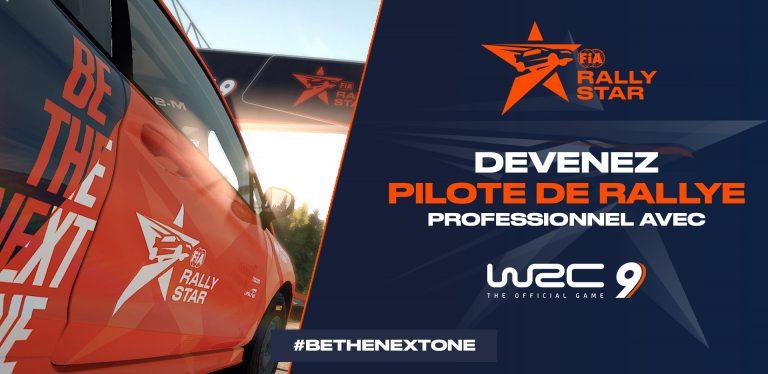 WRC 9 – Rejoignez le Championnat du Monde des Rallyes grâce au DLC FIA Rally Star