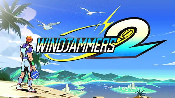 Windjammers 2 – foncez sur la démo pendant le Steam Game Festival sur PC jusqu'au 9 février 2021
