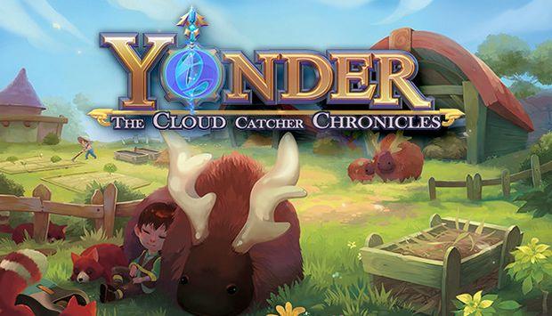 Yonder : The Cloud Catcher Chronicles arrive en version physique sur PlayStation 5 en Mai !