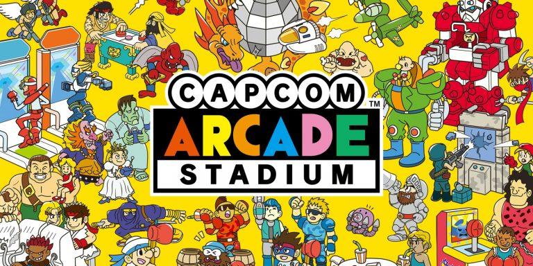 Nintendo Switch – Sortie de Capcom Arcade Stadium plus un mode coopératif pour Ghost'n'Goblins Resurrection !