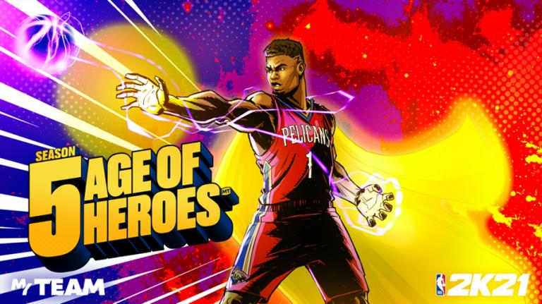 NBA 2K21 – Entrée rebondissante dans le Xbox Game Pass