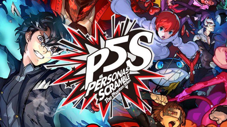 Persona 5 Strikers – Le jeu est désormais disponible !