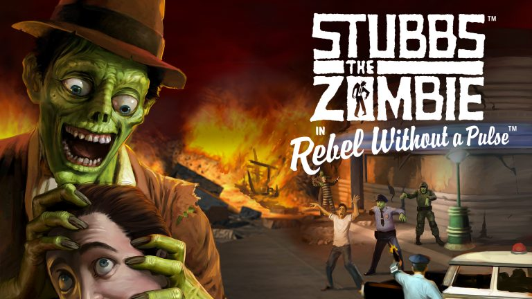 Stubbs The Zombie In Rebel Without Pulse – Fait son grand retour !