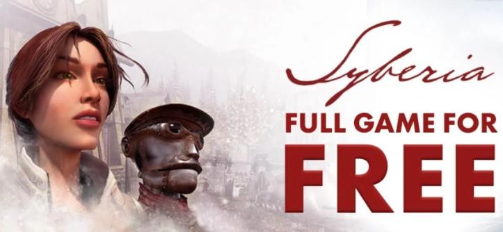 Syberia – Le jeu est gratuit sur indiegala.com