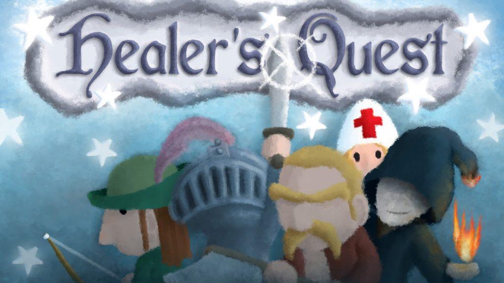 healer's quest switch