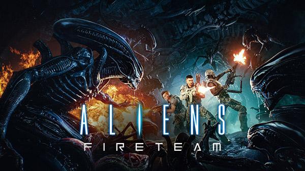 Aliens Fireateam