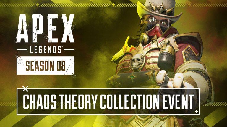 Apex Legends – L'évènement la théorie du Chaos arrive la semaine prochaine