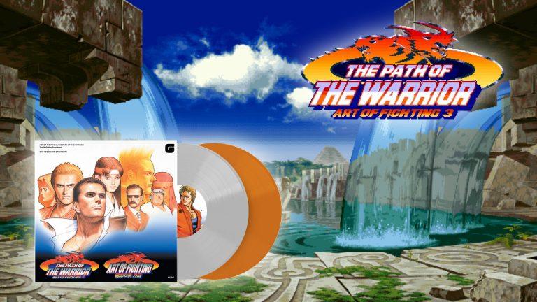 Art Of Fighting 3 – Un Vinyle pour les nostalgiques