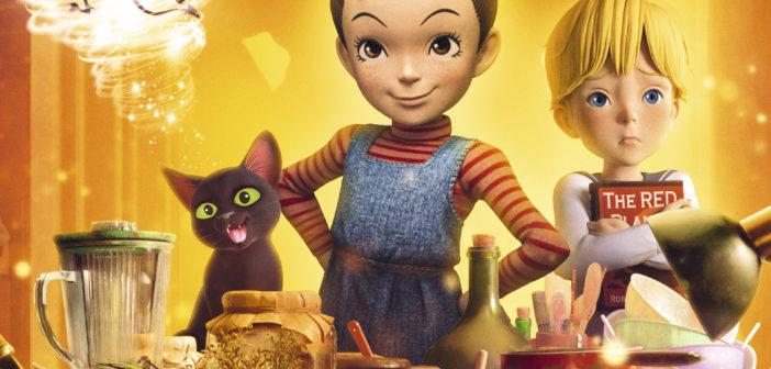 Aya et la sorcière – Découvrez le roman de Diana Wynne Jones qui a inspiré Gorô Miyazaki
