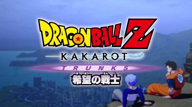 Dragon Ball Z: Kakarot – Un troisième DLC sur Trunks