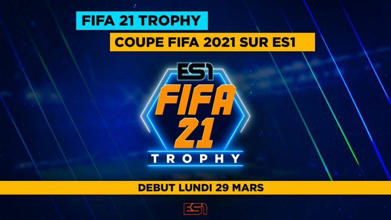 FIFA 21 – Retrouvez les meilleurs joueurs français avec l'ES1 FIFA 21 Trophy