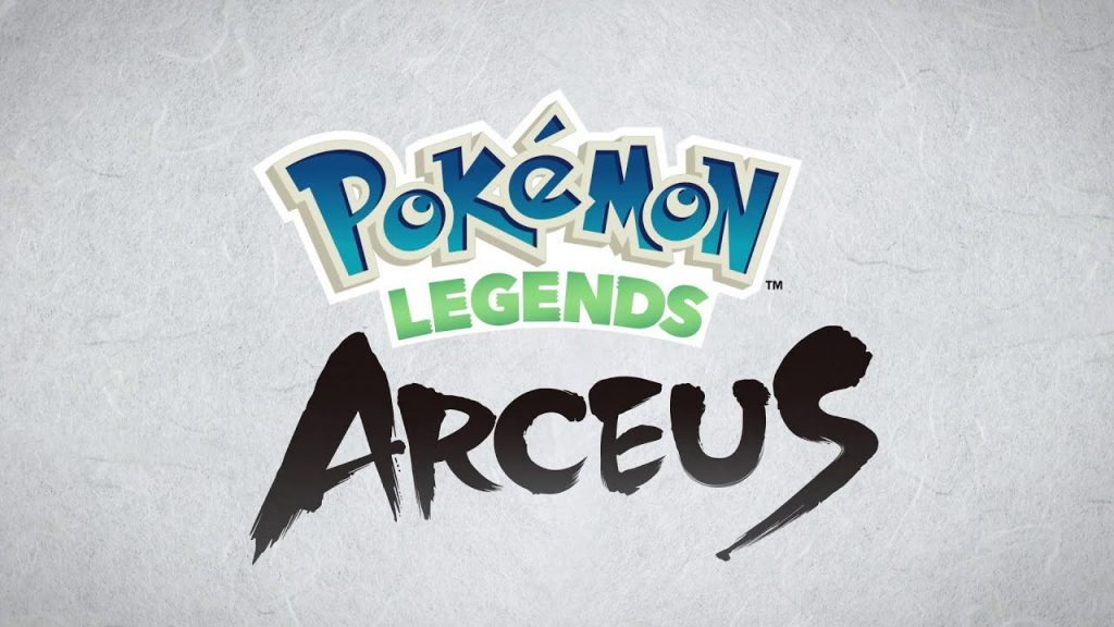 Légende Pokémon Arceus
