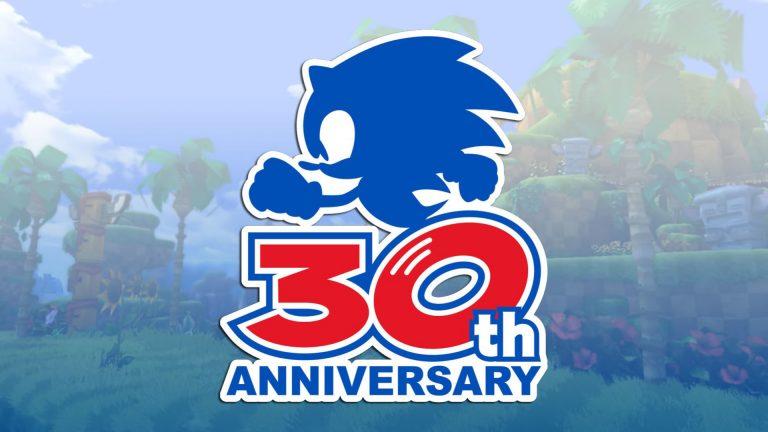 Sonic the Hedgehog – IDW Publishing fête les 30 ans de Sonic avec une bande-dessinée spéciale