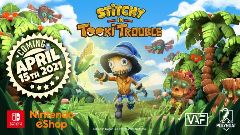 Test -Stitchy in Tooki Trouble