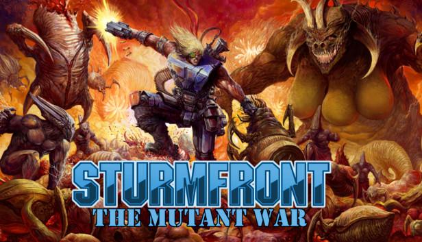 SturmFront – The Mutant War: Übel Edition – Débarque prochainement sur PS4, Xbox One et Nintendo Switch