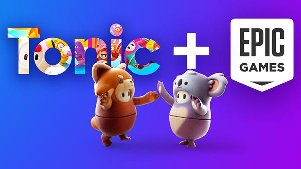 Epic Games – La firme acquiert Tonic Games Group, société mère de Fall Guys : Ultimate Knockout