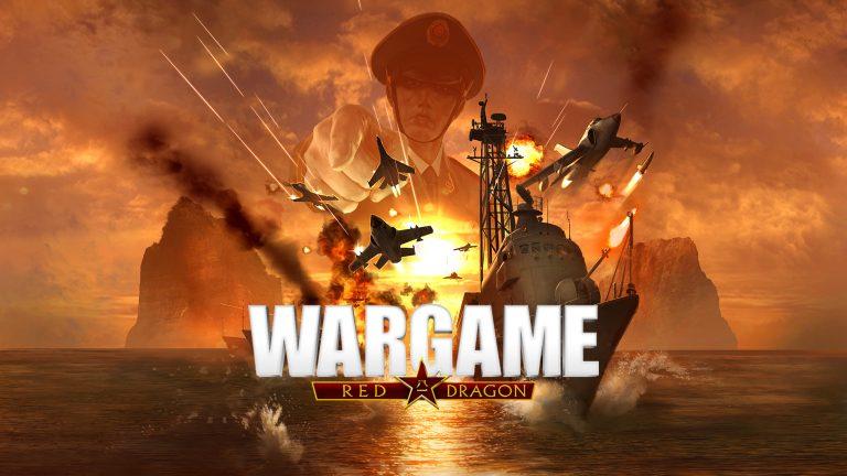 WarGame : Red Dragon – Le STR est gratuit sur l'Epic Games Store
