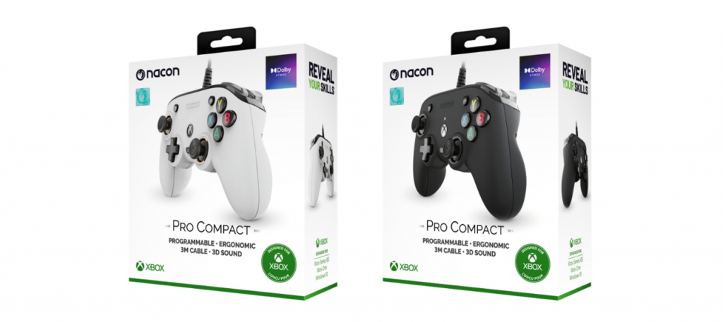 Pro Compact Controller