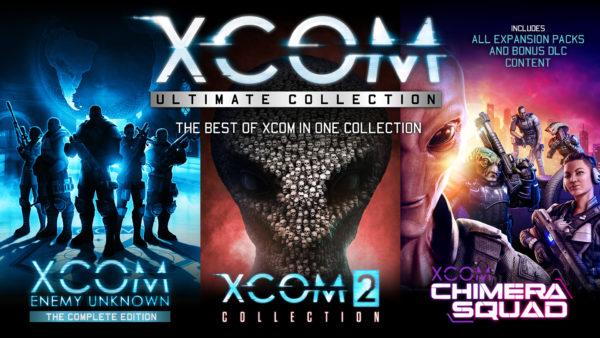 XCOM – L'Ultimate Collection est disponible sur Steam !