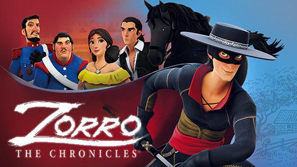 Zorro: The Chronicles – Un jeu annoncé en vidéo sur consoles, PC, Stadia et Mac